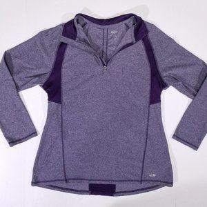 Champion C9 Half-Zip Long Sleeve Top